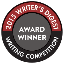 2015 Writers Digest Award Winner