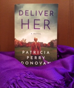 Enter to win a signed, pashmina-wrapped copy of DELIVER HER.